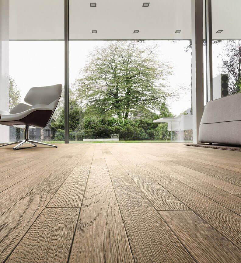 Eden Natural Wood Domestic Flooring